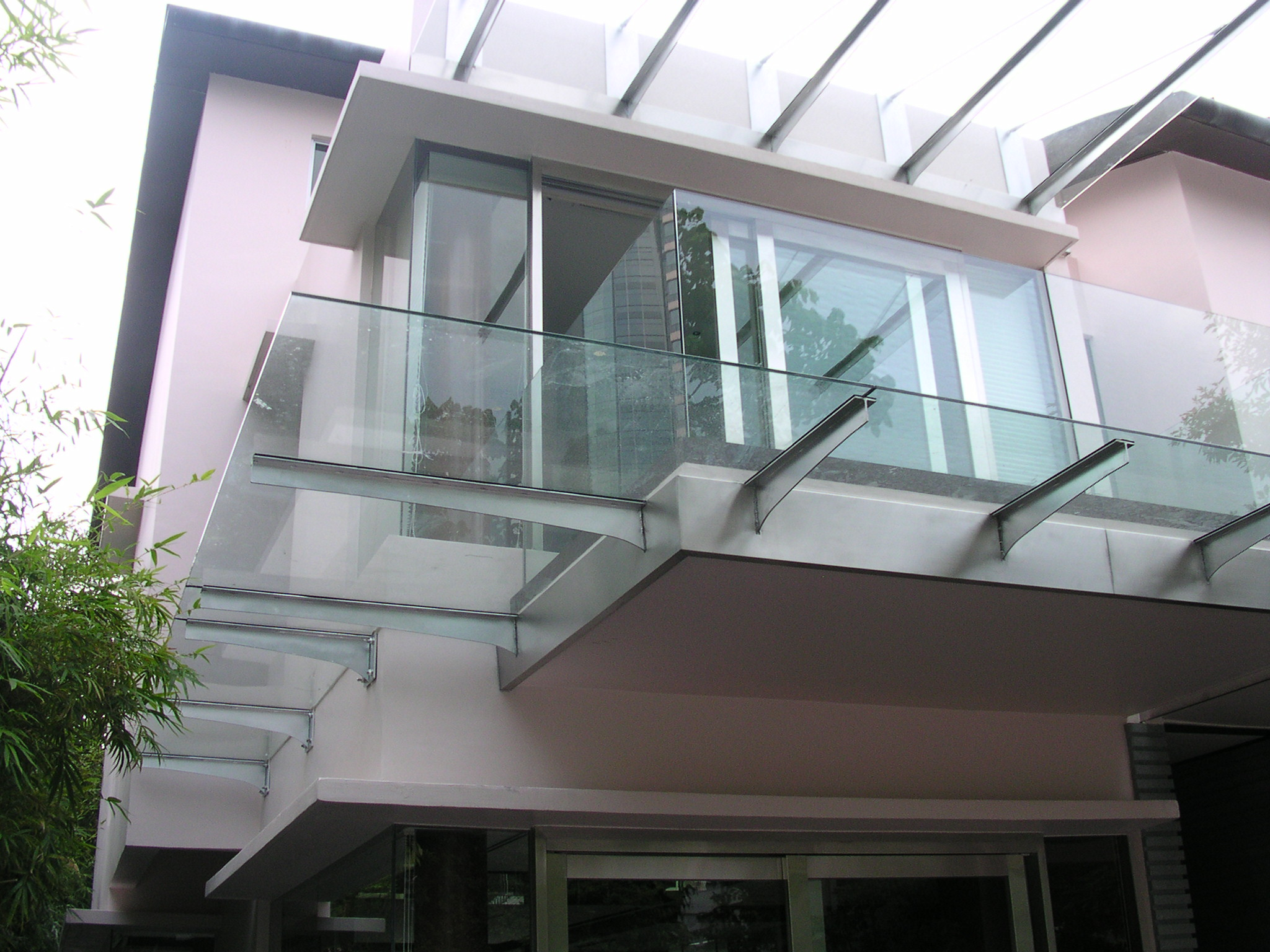 Other Products Glass Canopy